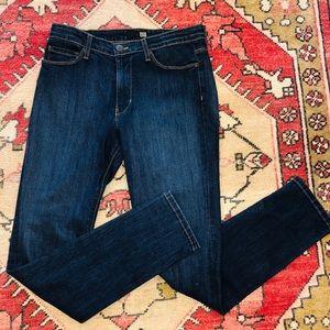 David Kahn High Rise Jeans